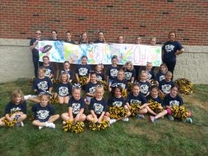 cheer camp group
